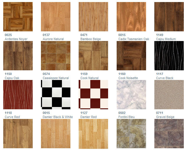 Pavimentos de pvc gerflor - Tipos de suelos para pisos ...